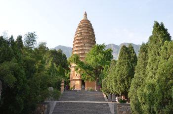河南省嵩山